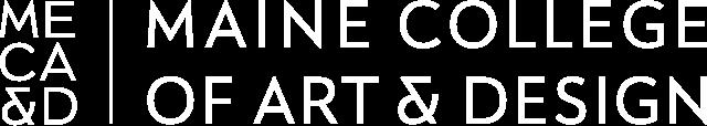 MECA logo in white