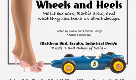 Wheels and Heels: A Guest Lecture By Matthew Bird