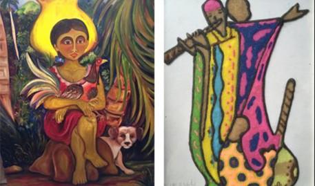 Art in Exodus: Selected Works