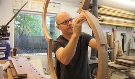 Professor Matt Hutton Recognized by American Craft Council
