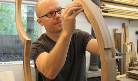 Professor Matt Hutton Recognized by American Craft Council