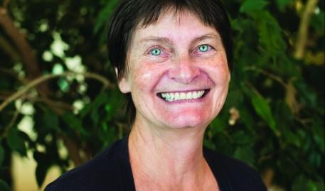 Faculty Spotlight on Art Education (MAT) Chair, Fern Tavalin