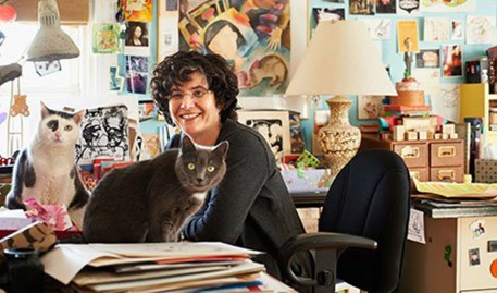 Mary Anne Lloyd is new Department Chair of Illustration