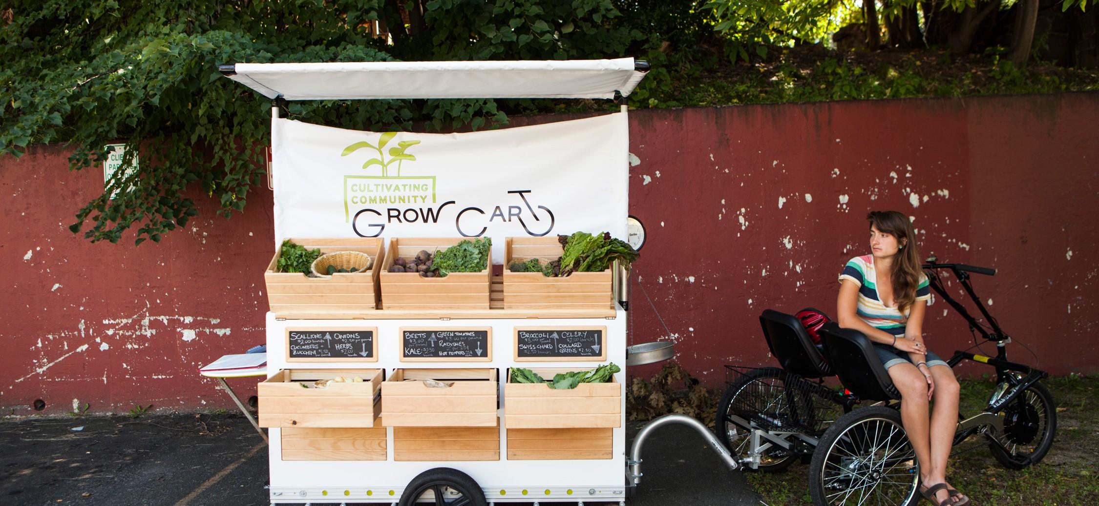 Cultivating Community Grow Cart Hannah Merchant