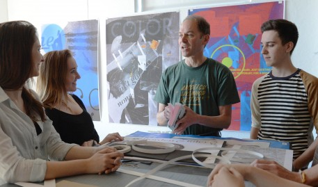 Professor Mark Jamra Recognized by Typographica