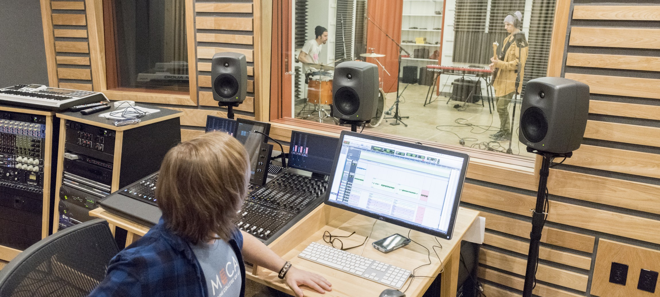 Music Program at Maine College of Art