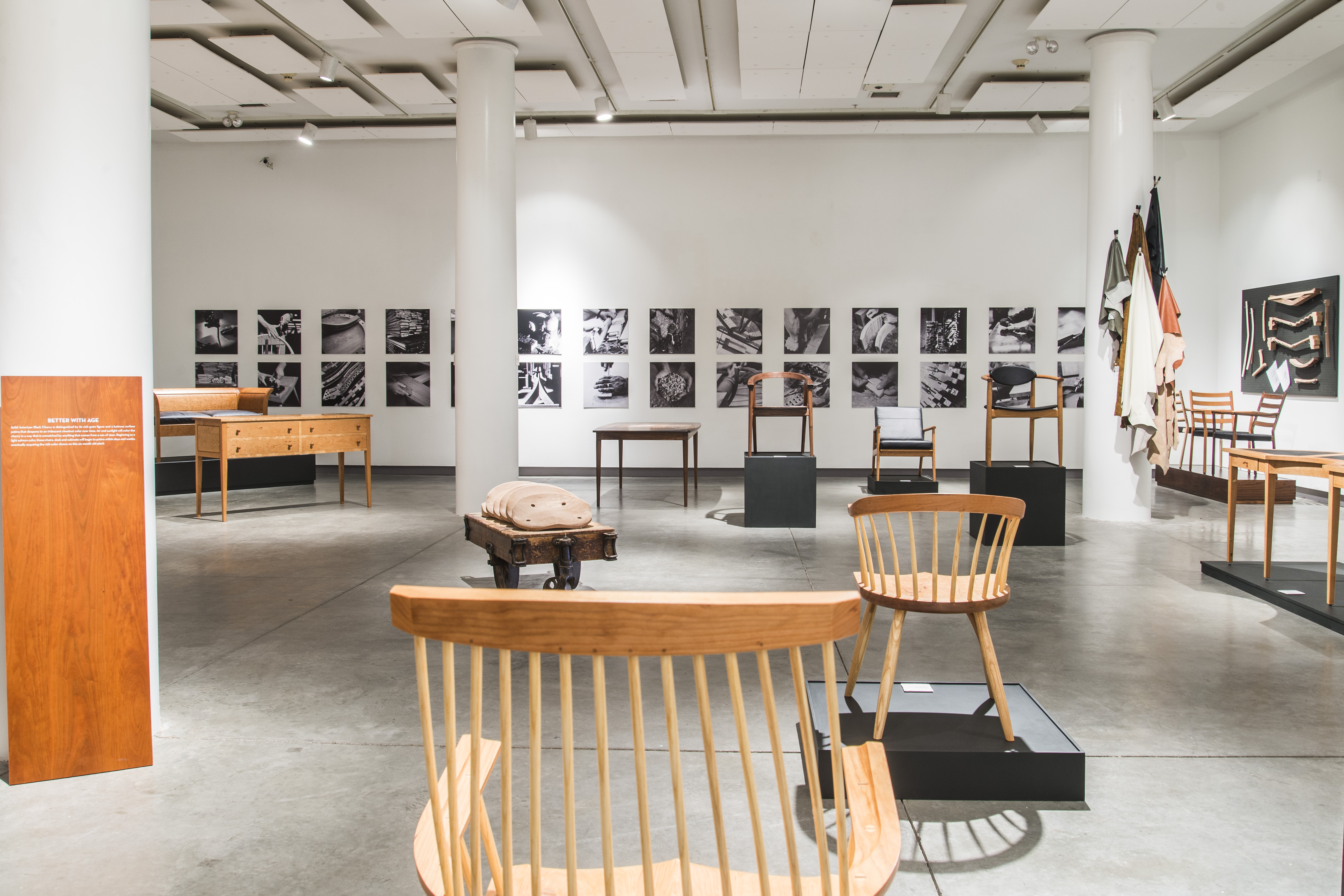 This Institute Of Contemporary Art At Maine College Retrospective Is The First Exhibition To Examine Central Importance Thomas Moser