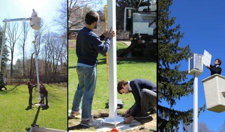 Jarrett Mellenbruch MFA '14 Wins Grant for Art/Science Research Project