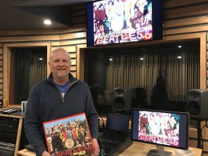 Steve Drown celebrates 50 years of Sgt. Peppers lonely heart's club