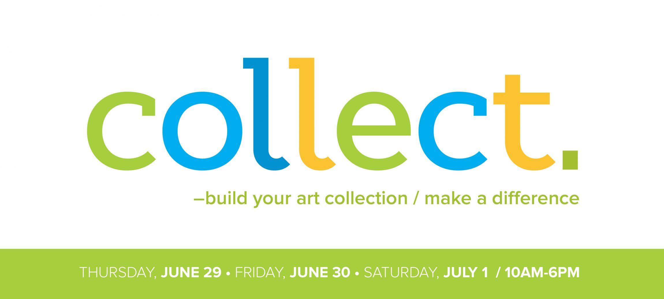 Collect: Summer Art Sale 2017
