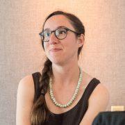 Amelia Garretson-Persans MFA '16 headshot