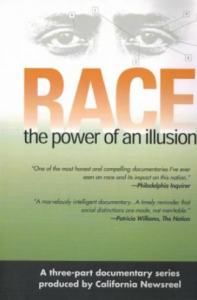 DVD Cover for Race the Power of Illusion