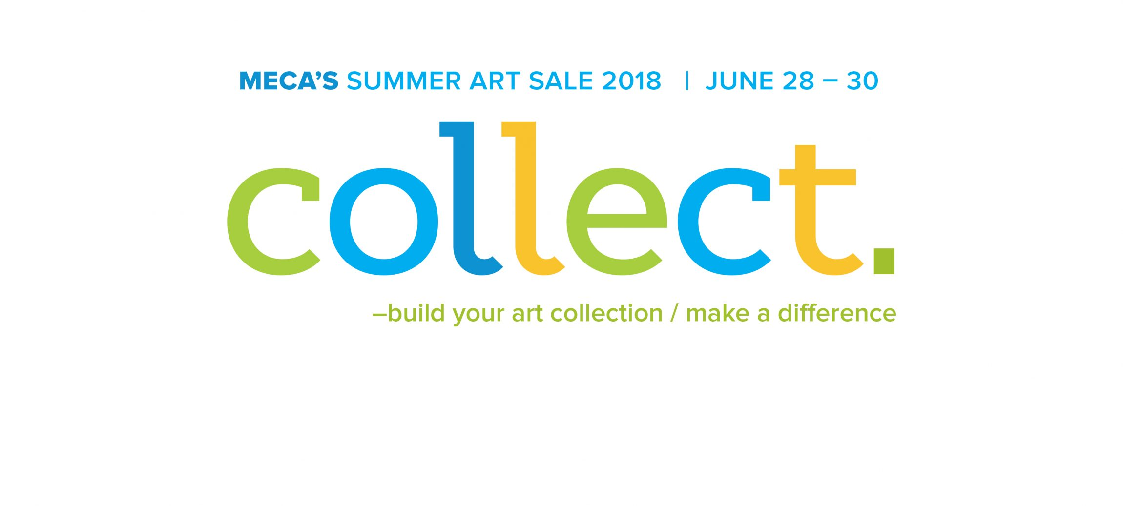 Collect: Summer Art Sale image