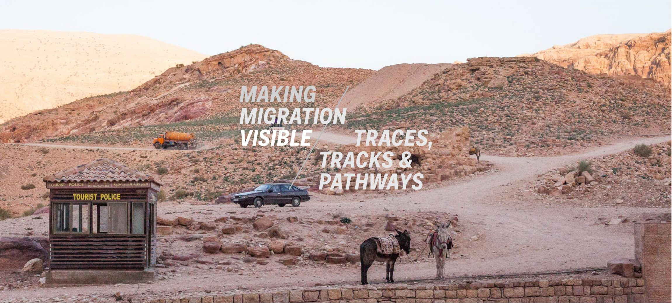 Making Migration Visible: Traces, Tracks & Pathways image