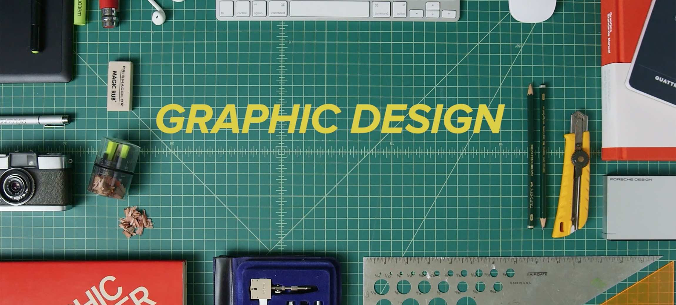 Video: Graphic Design at MECA image