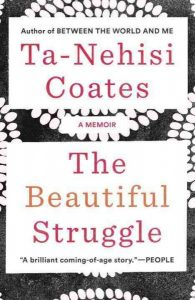 Book cover of Beautiful Struggle