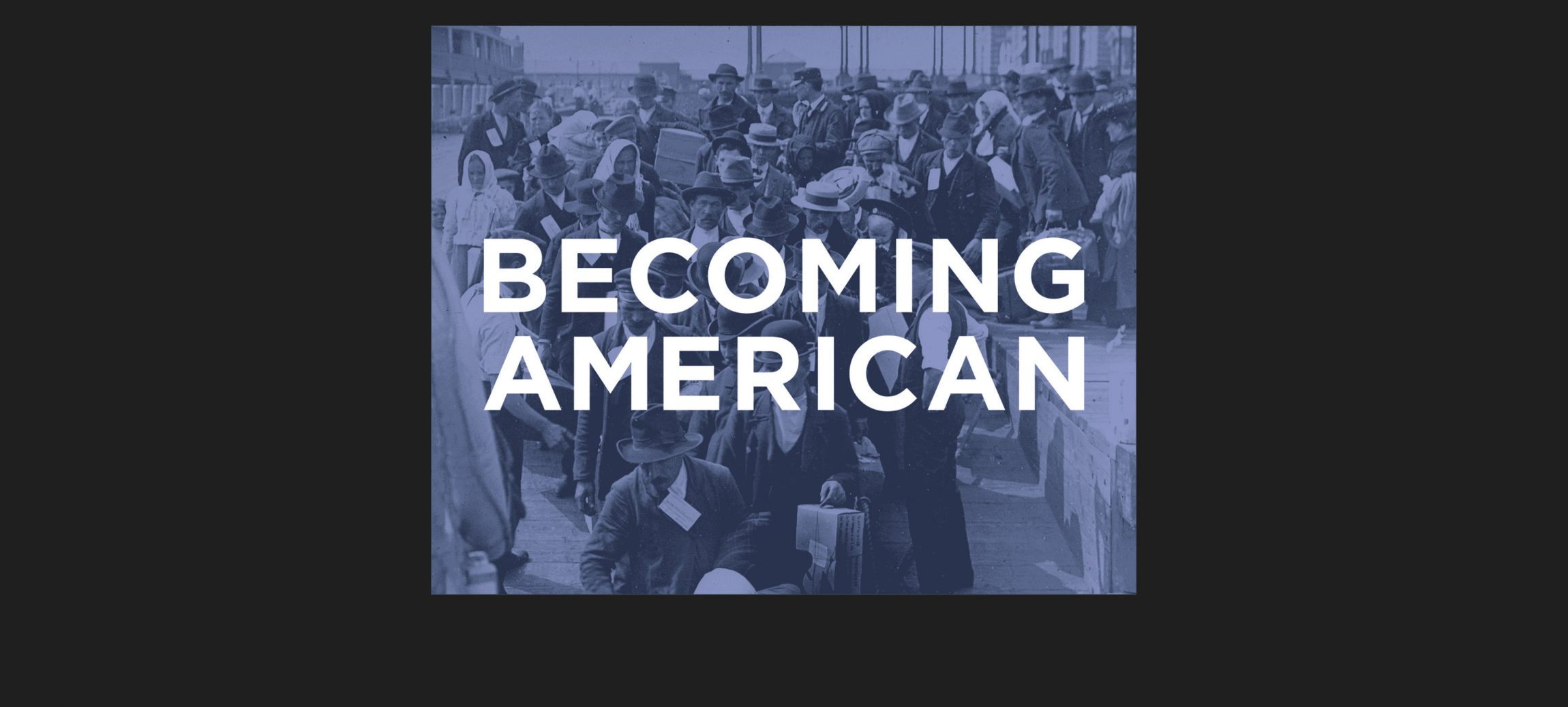 Museum L-A: Becoming American Series image