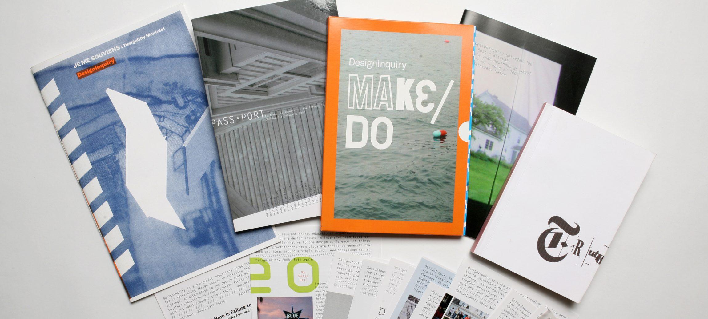 DesignInquiry: Futurespective image
