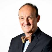 André S. Fransen van de Putte headshot
