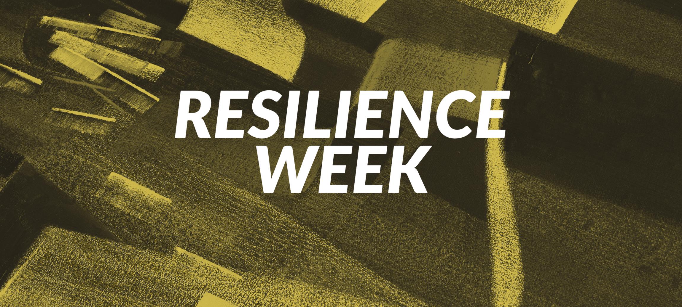 Resilience Week image