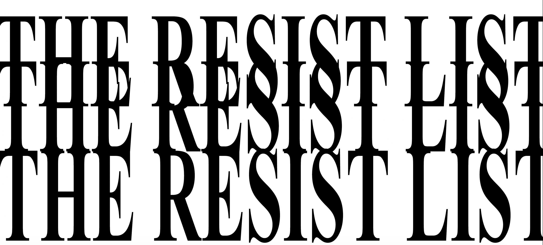 Resist List image