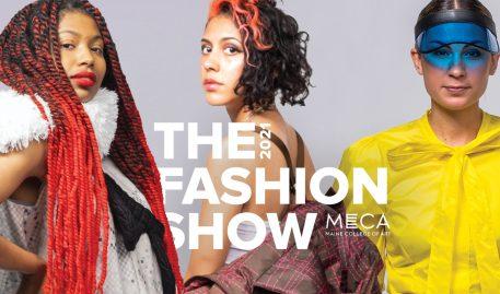 Maine College of Art Announces The MECA 2021 Fashion Show