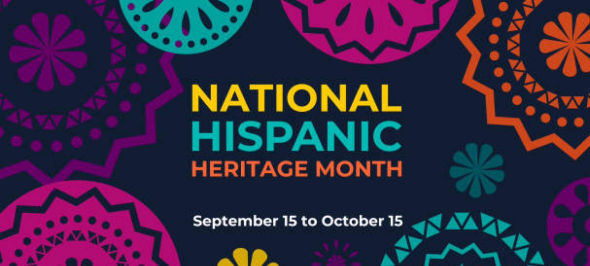 MECA&D Celebrates Hispanic Heritage Month (9/15-10/15) image