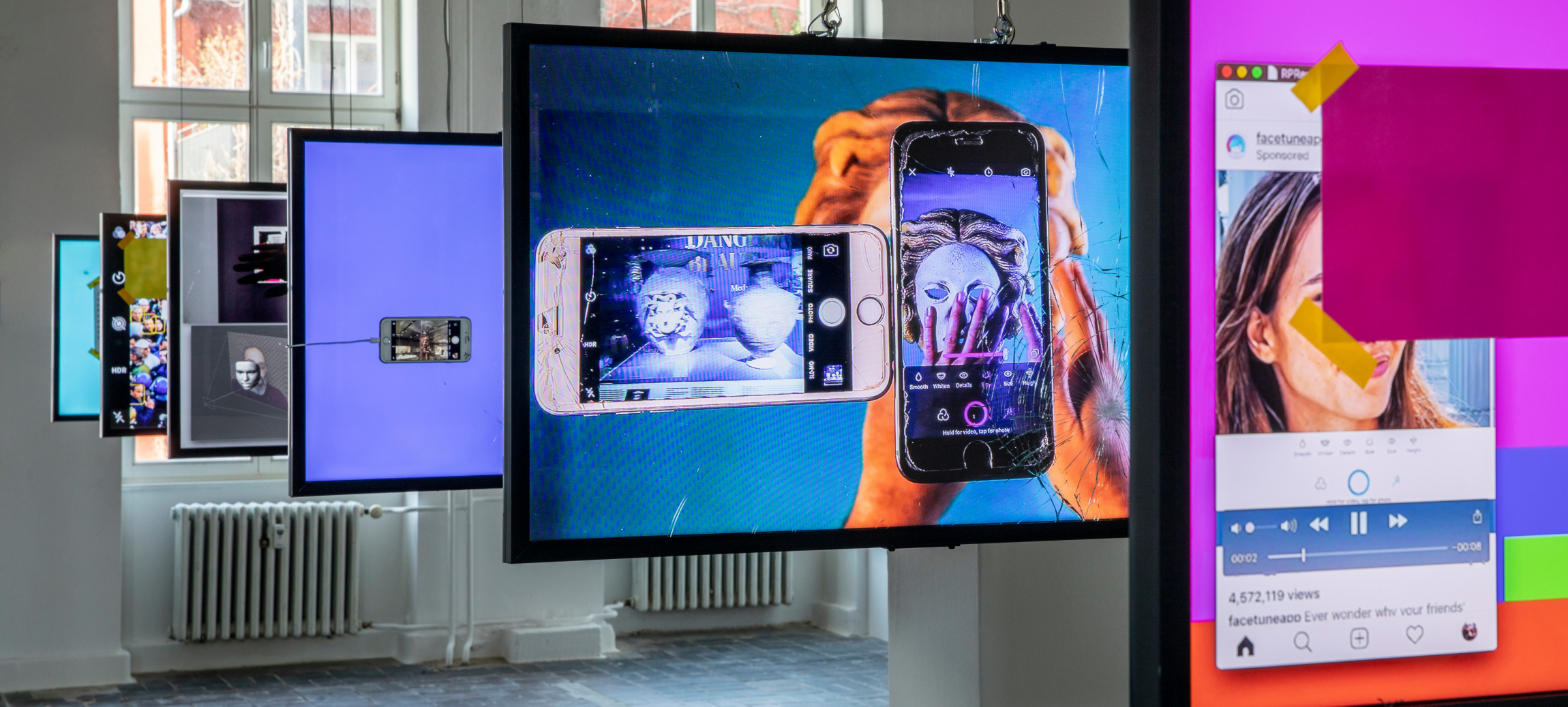 ICA at MECA&D Presents Monitor: Surveillance, Data, and the New Panoptic image