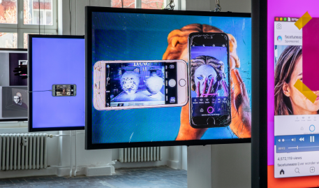 The Institute of Contemporary Art at Maine College of Art & Design Presents Monitor: Surveillance, Data, and the New Panoptic