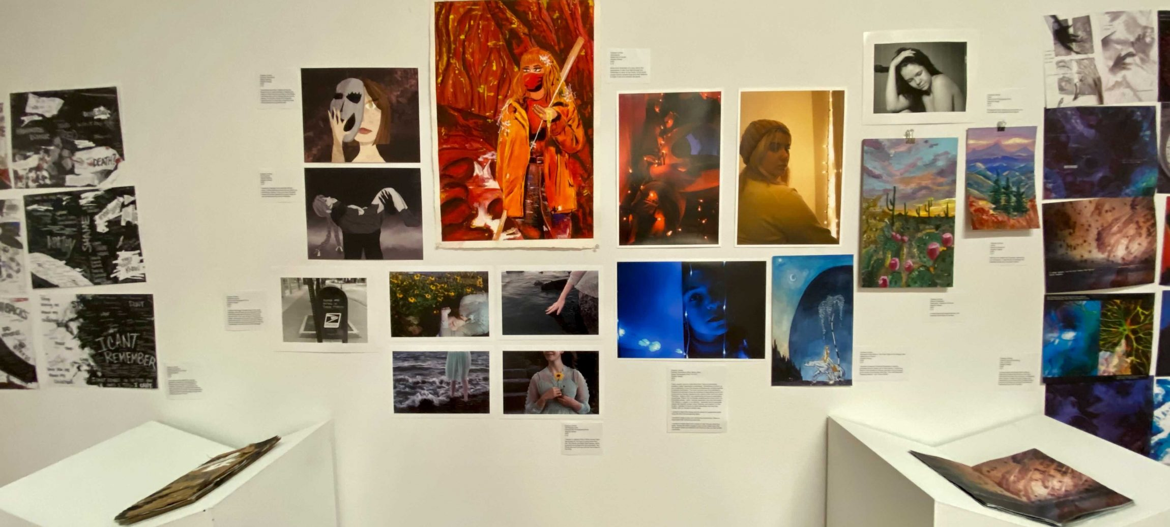 Fall 2021 BFA Exhibition running now! image